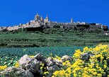 Mdina, Rabat, Dingli cliffs, San Anton gardens, Ta' Qali & Mosta guided tour. Mgarr, Malta