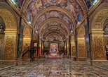 Valletta (UNESCO) guided tour including St John's Co-Cathedral, Malta Experience, ,