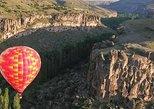 Tour en globo de aire caliente en Capadocia que incluye desayuno y té. Goreme, TURQUIA