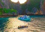 Blanco Boat Party. Ko Phi Phi Don, Thailand