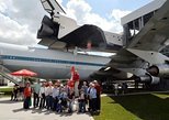 Group Tour of the Space Center Houston Guided by a Real Rocket Scientist. Houston, TX, UNITED STATES
