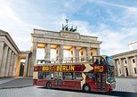Big Bus Berlin Hop on Hop off tour with Walking Tour,