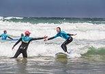 Clases de surf en el Algarve. Lagos, PORTUGAL