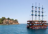 Walk on a Pirate Ship. Kemer, Turkey