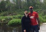 Easy Walking Tour Through Elk Island. Edmonton, CANADA