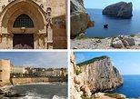 Alghero, Capo Caccia & Neptuno's Grottos. SARDINIA - ITALY. Olbia, ITALY