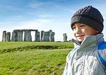 Stonehenge, el castillo de Windsor y Bath desde Londres,