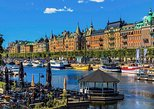 Stockholm City Tour with Drottningholm by Private car with guide, Estocolmo, Suécia