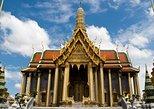 Grande Palácio e Buda de Esmeralda saindo de Bangcoc,