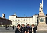 Turin Private City Tour, Bicerin or Gelato & Fast Access to Mole Panoramic Lift, Turin, ITALY