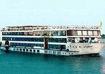 4 Days Nile Cruise luxor.Aswan.abu simbel with Train Tickets from Cairo. El Cairo, Egypt