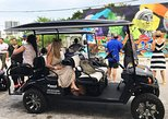 Excursão em carrinho de golfe pelos grafites no distrito de artes de Wynwood em Miami,