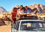 Full Day Jeep Tour with Overnight in beduin Camp Stay! (All Meals Included). Aqaba, Jordan