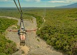 Outdoor Ziplining and UTV Adventure from Los Cabos. Los Cabos, Mexico
