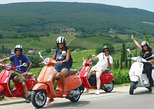 Small group - Tuscany Vespa tour from Florence with San Gimignano visit, Florencia, Itália