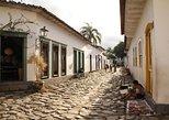 Visita turística por la ciudad de Paraty. Paraty, BRASIL