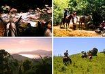 Excursión con paseo a caballo desde Paraty. Paraty, BRASIL