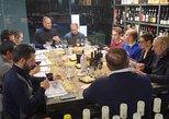 Wine & food tasting. Lago Como, ITALY