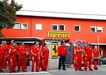 Ferrari Museum & Ducati factory day trip. Lago de Bolsena, ITALY