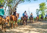 Chukka Zipline, Tube, & Horse Ride & Swim With Access Pass To Ocean Outpost Park,