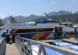 Koh Lipe to Langkawi by Satun Pakbara Speed Boat, Minivan & Ferry in Low Season. Ko Lipe, Thailand