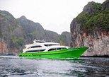 Phuket to Koh Phi Phi by Express Boat. Ko Phi Phi Don, Thailand