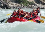 Athabasca Expressway Whitewater Rafting Jasper - Class II,