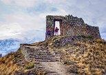 Classic Inca Trail to Machu Picchu. Machu Picchu, PERU