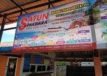 Koh Lipe to Hat Yai Airport by Satun Pakbara Speed Boat and Shared Minivan. Ko Lipe, Thailand