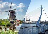Viagem diurna privada saindo de Amsterdã para Roterdã e Haia,