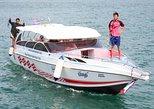Koh Phi Phi to Koh Lanta by Satun Pakbara Speed Boat. Ko Phi Phi Don, Thailand