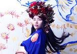 3 【FUJI course】Kimono Rental, Makeup & HANANINGEN, Photo shoot. Beppu, JAPAN