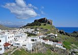 BEST OF LINDOS & RHODES - PRIVATE TOUR - SHORE EXCURSION - HALF DAY - 4 People. Rhodes, Greece