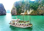 Crucero impresionante de Halong 1 día con kayak, natación y montaña panorámica. Halong Bay, VIETNAM