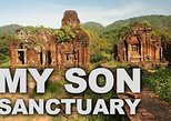 My Son Sunset Small Group Tour with boat trip, Hoi An, VIETNAM