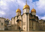 Moscow: Kremlin & Armoury Ticket and Introductory Tour,