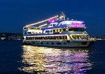 Crucero con cena por el Bósforo con espectáculo turco nocturno (todo incluido). Estambul, TURQUIA