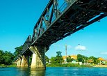 Bangkok Floating Market and River Kwai Tour. Kanchanaburi, Thailand