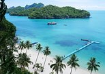 Ang Thong National Marine Park Speedboat Tour from Koh Phangan. Ko Phangan, Thailand
