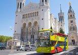 Excursión en Lyon en autobús con paradas libres. Lyon, FRANCIA