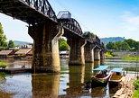 Hua Hin River Kwai Bridge Tour. Kanchanaburi, Thailand