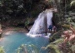 Blue Hole from Ocho Rios. Ocho Rios, JAMAICA