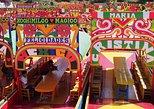 The floating flower gardens of Xochimilco, Ciudad de Mexico, MÉXICO