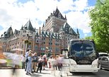 Quebec City Sightseeing Tour. Quebec, CANADA