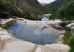 Senderismo y natación en Parque Nacional de Gerês, Oporto, PORTUGAL