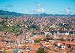 Recorrido a pie en grupo pequeño por la ciudad de Sucre. Sucre, BOLIVIA