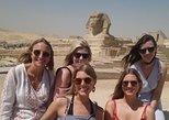Visita a las pirámides de Guiza y la esfinge para escalas breves,