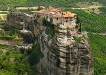The Extraordinary Suspended Rocks, Meteora in a day tour. Meteora, Greece
