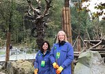 Panda Volunteer private tour in Dujiangyan with lunch 10 hours from Chengdu. Chengdu, CHINA