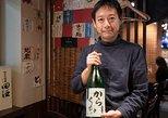 Sake tasting experience, Tóquio, JAPÃO